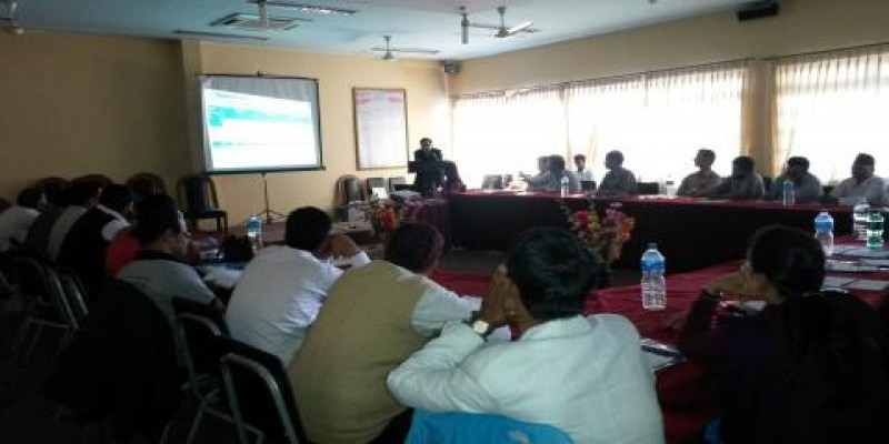 Orientation on TB and Tobacco Integration and Training on Counselling for Smoking Cessation within Primary Care in Nepal