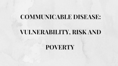 issues with communicable disease A disease is a condition in the body that disrupts normal functions why are some diseases contagious while others aren't this lesson discusses.