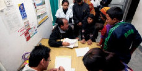 Family Planning Integration in EPI clinic