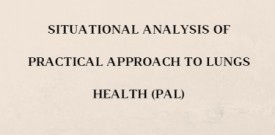 Situational Analysis of Practical Approach to Lungs Health (PAL)